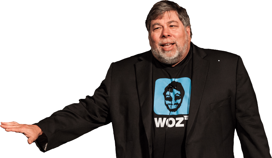 Apple Steve Wozniak