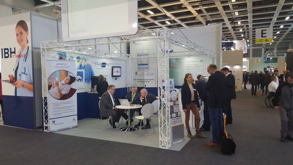 Liquid State at conhIT Berlin 2017