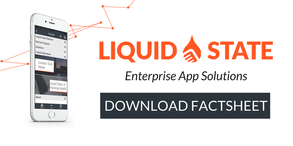 Enterprise App Solutions Factsheet