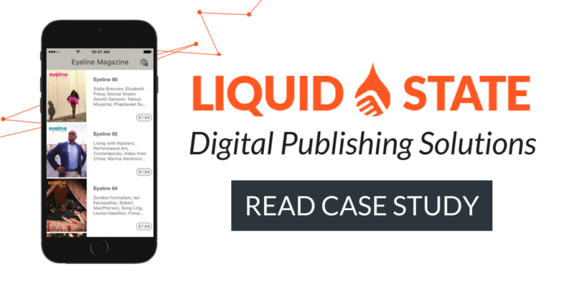 Digital Publishing Case Study