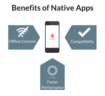 Benefits of Native Apps