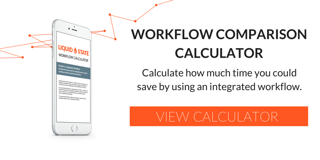 Comparison of Workflow